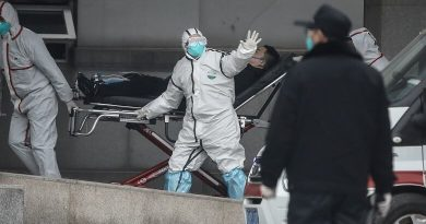 VIDEO Scene horror! Pacienţii infectaţi cu coronavirus se prăbuşesc pe străzi! Cum se manifestă