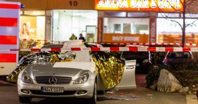 """Surse: Etnicul rrom care a fost UCIS in Germania de """"teroristul neo-nazist"""", incerca sa-i fure masina ucigasului in acel moment? Criminalul l-ar fi gasit inauntru si l-a umplut de gloante"""